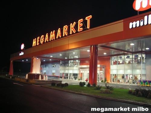 Megamarket Milbo